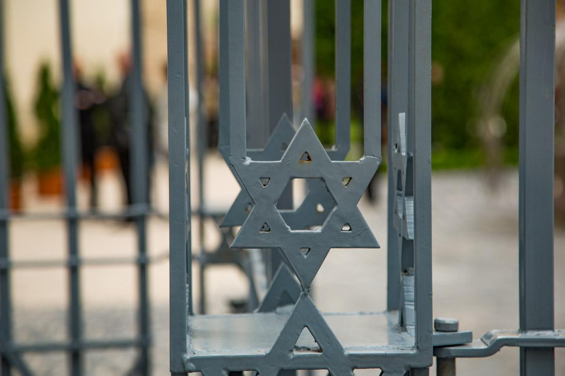Joodse wijk in Boedapest
